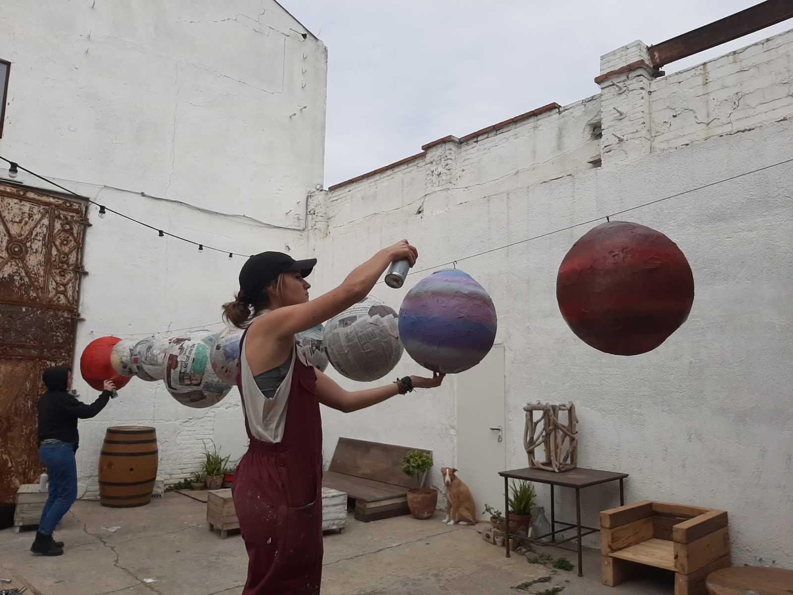 decoracion planetas dstudio bcn
